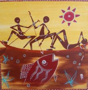 Peinture Haiti