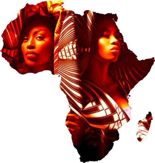 Poème Femme Noire