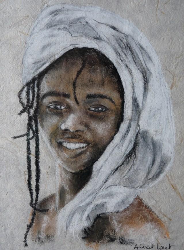 Peinture Afrique