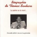 """Burkina Faso : livre biographie de Thomas Sankara """"La patrie ou la mort"""""""